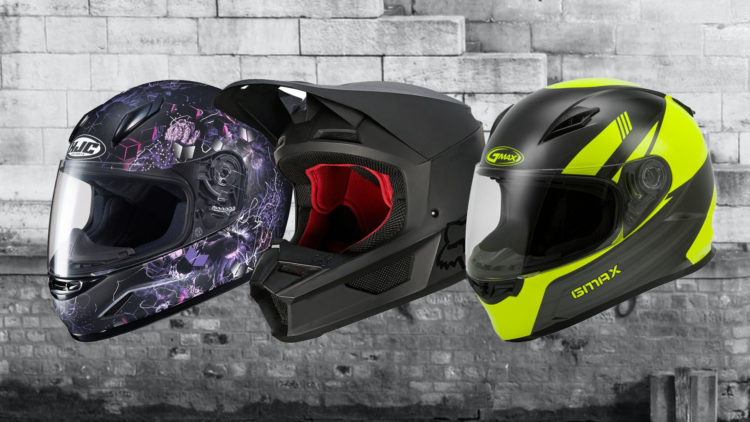 Best Motorcycle Helmets for Kids