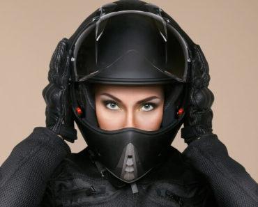 The Five Best Motorcycle Helmets for Women