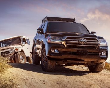 The 10 Best Toyota Land Cruiser Models of All-Time
