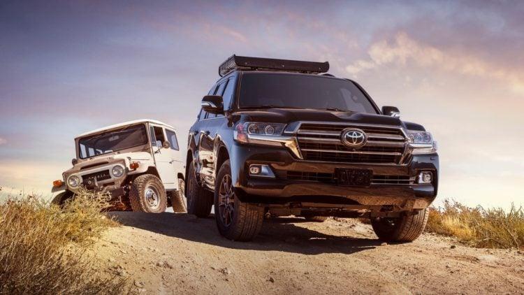 Best Toyota Land Cruiser Models