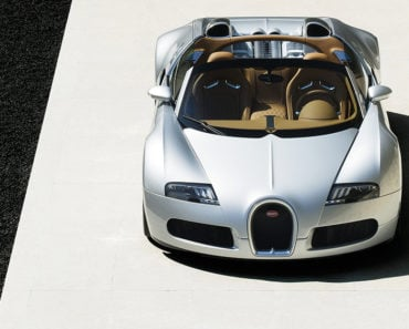 Check Out Bugatti's Restored Very First Veyron Grand Sport