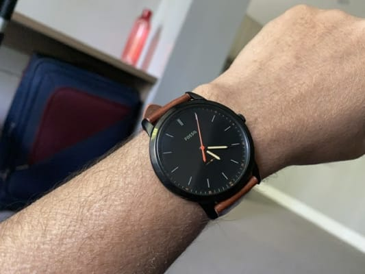 Fossil Minimalist 3-Hand Slim Watch