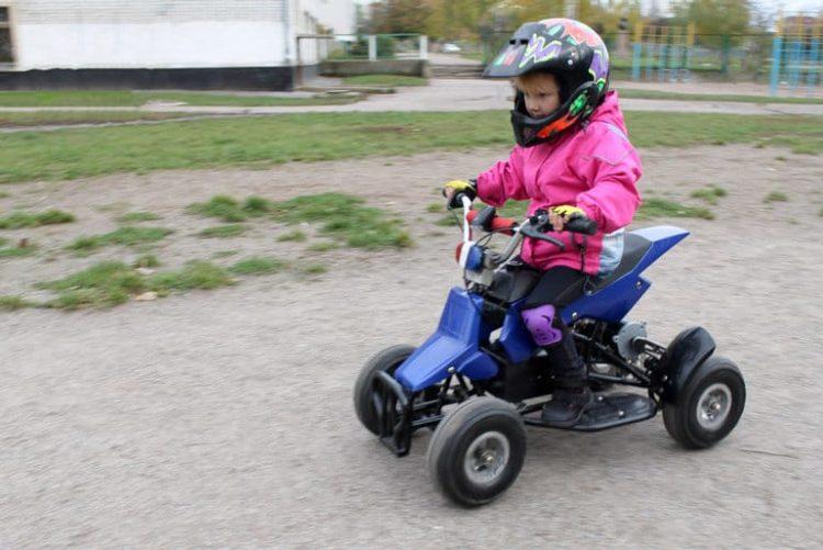 ILM Youth Kids ATV Motocross Helmet