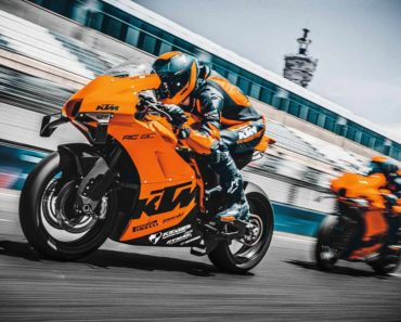 KTM Motorcycles is Releasing a Limited Production RC 8C