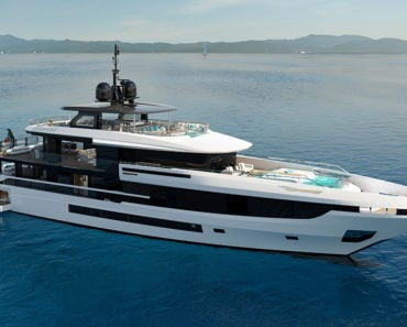 Check Out Mangusta's New Oceano 44 Superyacht