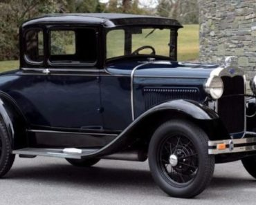 Why The Ford Model A Was a Game Changer