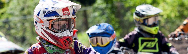 Motocross Youth Kids Helmet