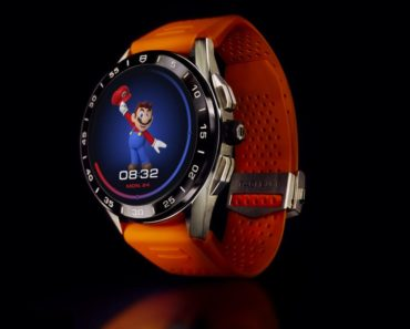 A Closer Look at the Nintendo-Tag Heuer Collaboration Watch