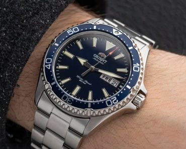 A Closer Look at the Orient Kamasu Driver Watch Line