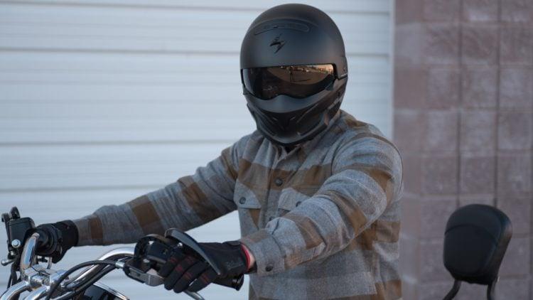 Scorpion Sport Glide 3-in-1 X07 Helmet