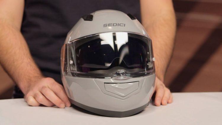Sedici Strada II Parlare Bluetooth Helmet