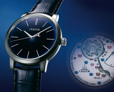 What is a Seiko Credor?