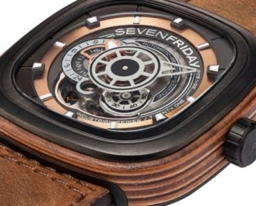 A Closer Look at the SevenFriday's P1C/04 Caipi Watch