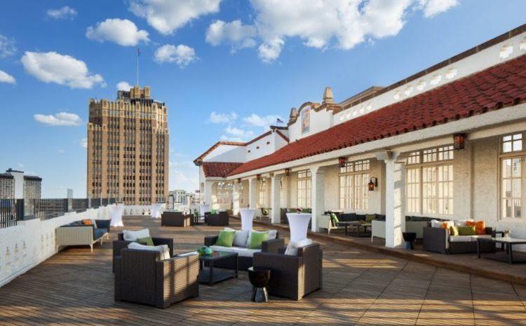 St. Anthony Hotel