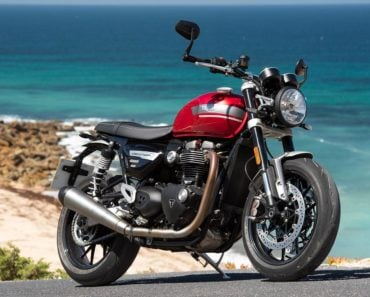 A Closer Look at the Triumph Speed Twin 1200