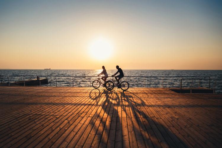 Synaptic Cycle Bicycle Rental, Dana Point, California