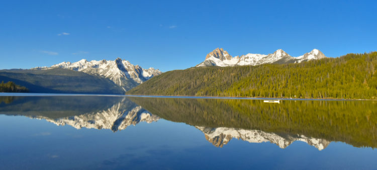 Fish Lake National Forest