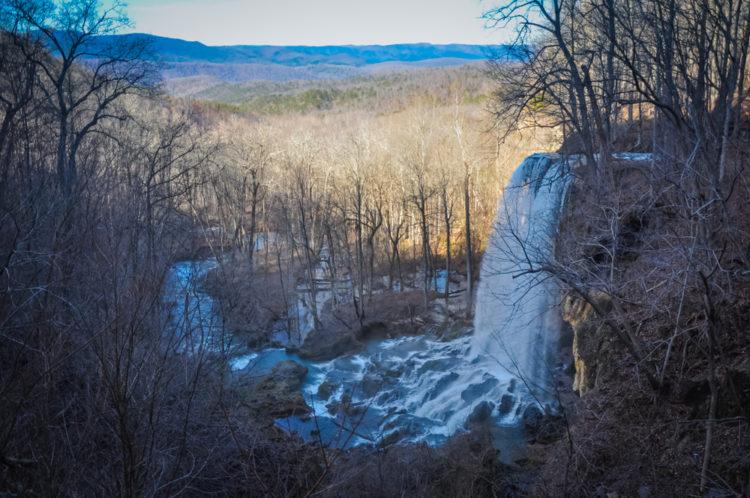 Falling Springs Falls State Park, Virginia