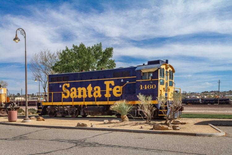 San Bernardino History & Railroad Museum