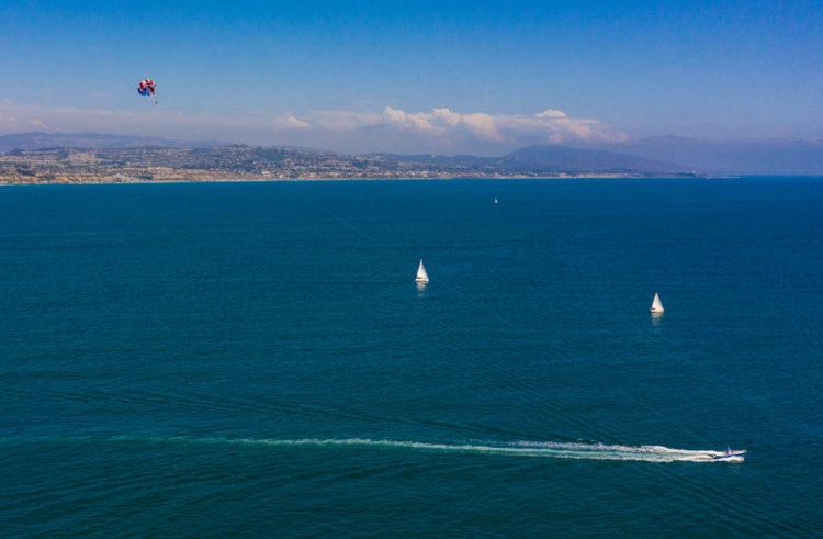 Dana Point Parasail, Dana Point California