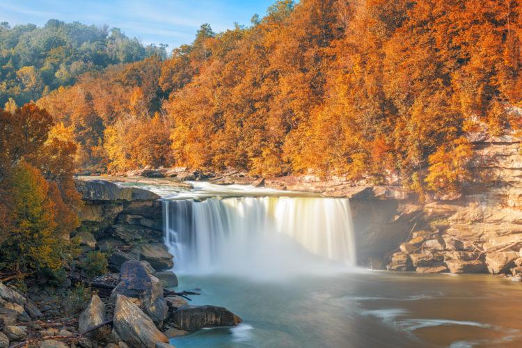 Cumberland Falls State Park, Kentucky