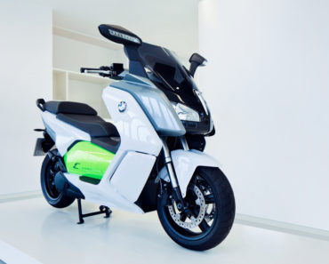 BMW's New Emissions Free Electric Bike and Folding Scooter