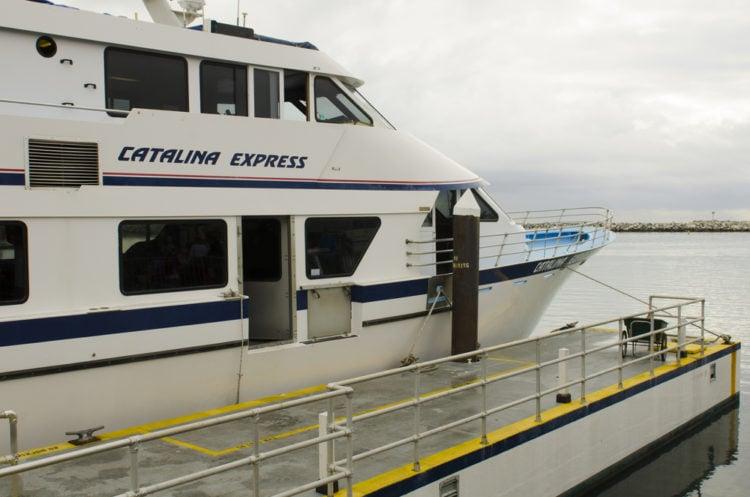 Catalina Express, Dana Point, California