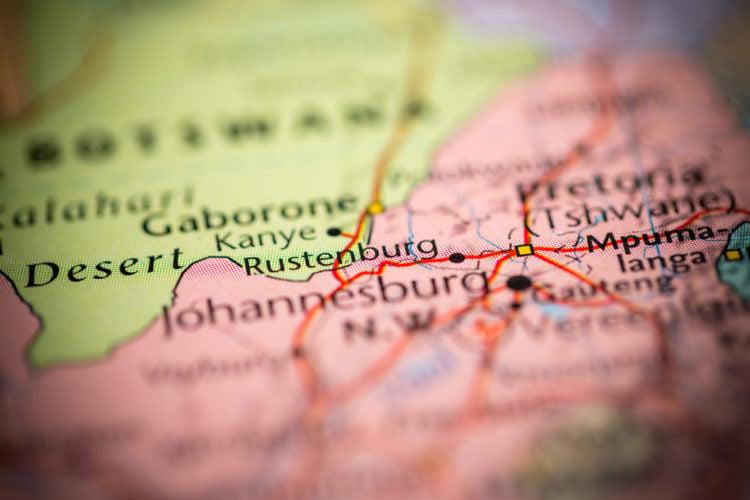 Rustenburg City