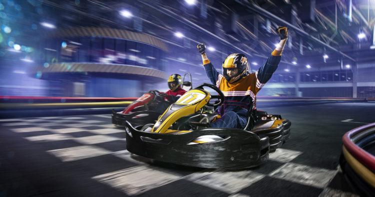 SB Raceway Indoor Karting