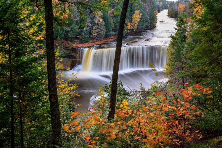 Tahquamenon Falls State Park, Michigan