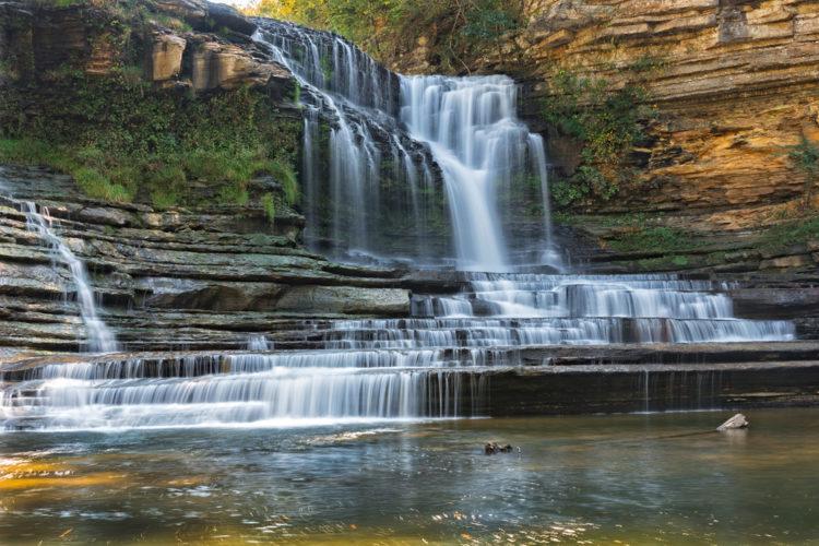 Falls Creek Falls State Park, Tennessee