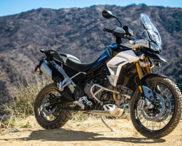 A Closer Look at The 2021 Triumph Tiger 900 Rally Pro