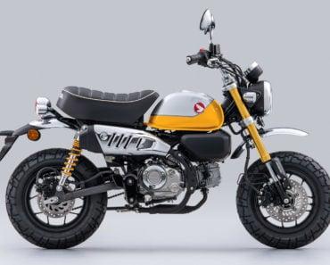 A Closer Look at The 2022 Honda Monkey ABS