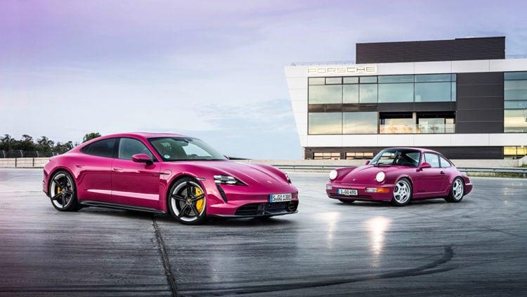 2022 Porsche Taycan EV