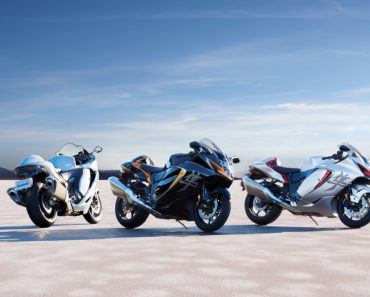 A Closer Look at The 2022 Suzuki Hayabusa