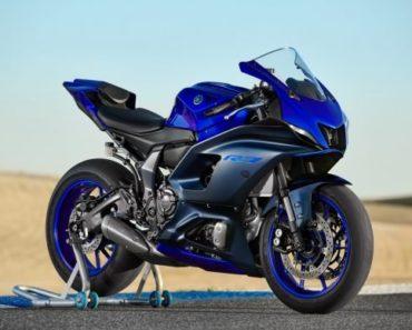A Closer Look at The 2022 Yamaha YZF-R7