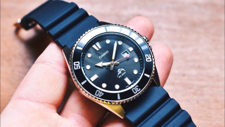 $50 Casio Duro Dive Watch