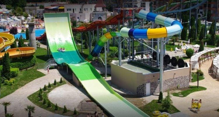 Action Aquapark - Sunny Beach, Bulgaria