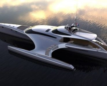 """A Closer Look at The The 140-foot Boating Marvel """"Adastra"""