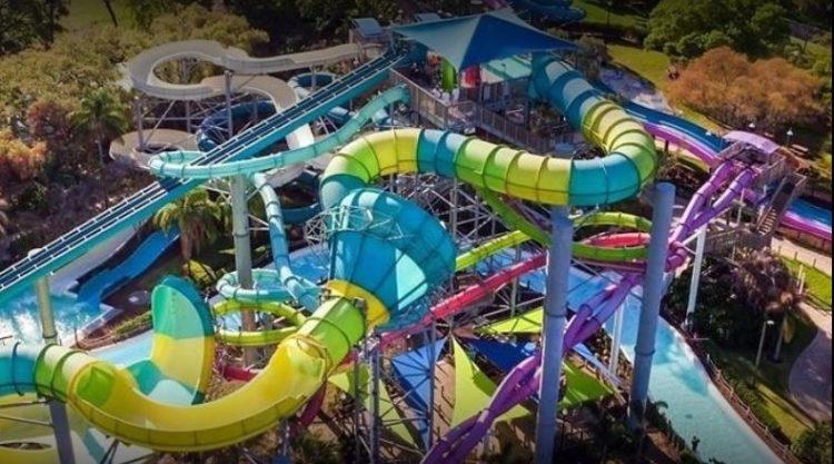Adventure Island - Tampa, Florida