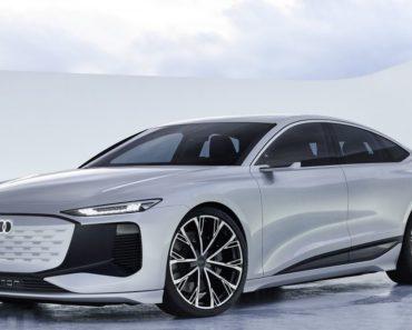 The Audi A6 E-Tron Concept Will be a Concept No More