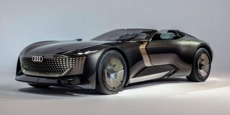 Audi's New Skysphere EV Concept