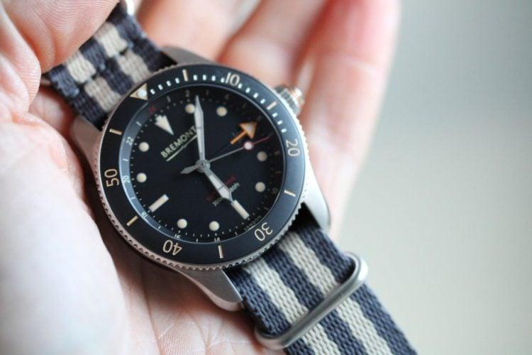 Bremont Supermarine S302 GMT Diver