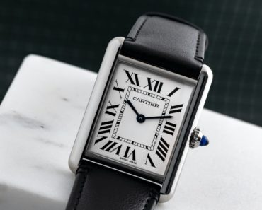 A Closer Look at The Cartier Tank SolarBeat