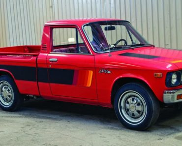 Whatever Happened to the Chevy Luv?
