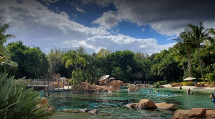 Discovery Cove - Orlando, Florida