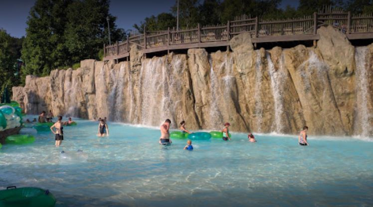 Dollywood's Splash Country Water Adventure Park - Pigeon Forge, Tennessee