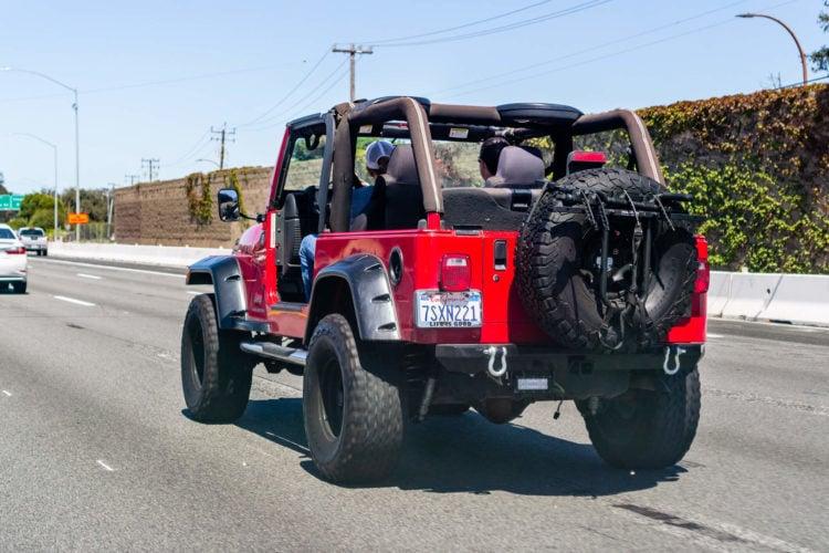 Jeep Death Wobble