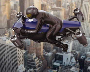 World's First Flying Motorcycle To Be Available in 2023