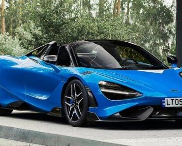 A Closer Look at McLaren's New 765LT Spider Convertible